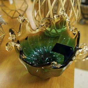 Murano Bowl - Real Murano Glass Bowl - Art Glass